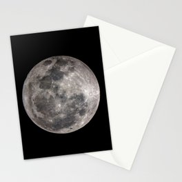 Full Harvest Moon #2 Stationery Cards