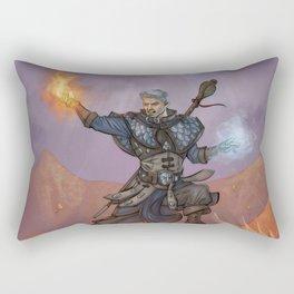 Party guy Rectangular Pillow