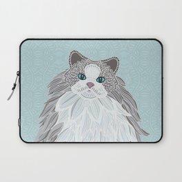 Aurora Ragdoll Laptop Sleeve
