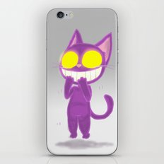 GhostKat EXCITED iPhone & iPod Skin