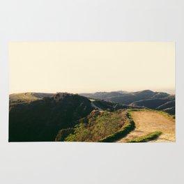 Turnbull Canyon, CA Rug