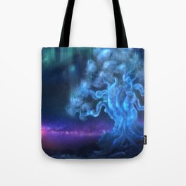Giant Fantasy Tree Tote Bag
