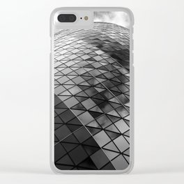 The Gherkin Clear iPhone Case