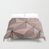 globe Duvet Covers featuring Globe by Alexis Bishop