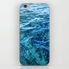 The Ocean's Surface iPhone Skin