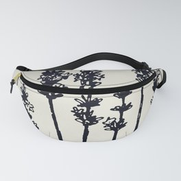 Lavender - Botanical Illustration Collection Fanny Pack