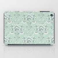 damask iPad Cases featuring Damask... by Catherine Ann Lewis