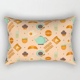 Most Important Meal Rectangular Pillow