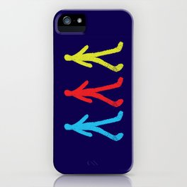 The Wanderers iPhone Case