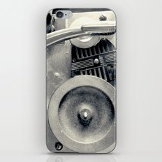 Turntable iPhone & iPod Skin