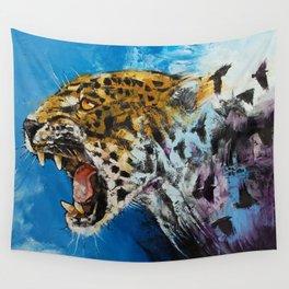 Jaguar Wall Tapestry