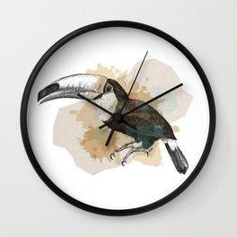 Toucan Wall Clock