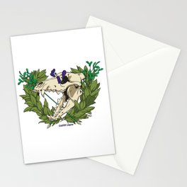 Death & Victory Stationery Cards