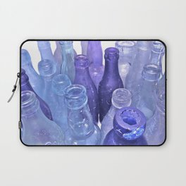 Lavender Bottles Laptop Sleeve