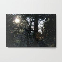 somewhere only i know Metal Print