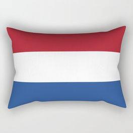Flag: Netherland Rectangular Pillow