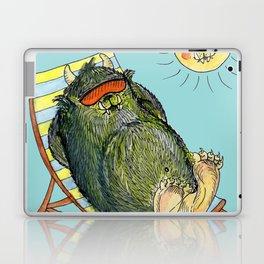 Mega Monsters Sunbath III. Laptop & iPad Skin