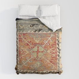 Kaitag 18th Century Caucasian Embroidery Print Comforters