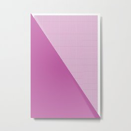 Farbe//Six Metal Print