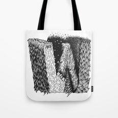 -W- Tote Bag
