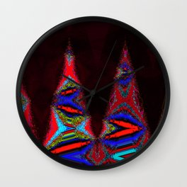 I Need A Holiday  Wall Clock