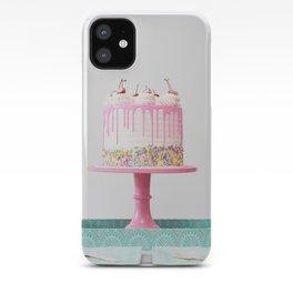 Fun Birthday Cake iPhone Case