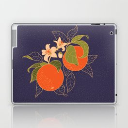 Orange Branch Laptop & iPad Skin