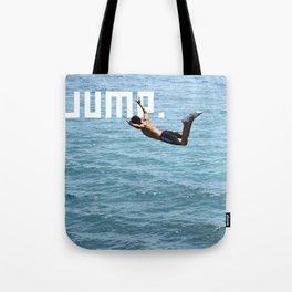 J.U.M.P. Tote Bag
