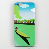 vietnam iPhone & iPod Skins featuring Vietnam views by Design4u Studio