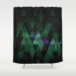 COUNTERTRANSFERENCE Shower Curtain