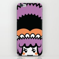 pagan iPhone & iPod Skins featuring Pagan Lavender by Pagan Holladay