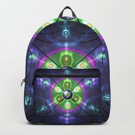 88 MPH to hit 1.12 Gigawatts and on to Infinity! Backpack