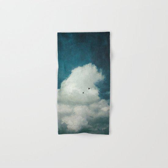 the Cloud Hand & Bath Towel