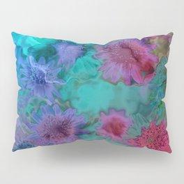 Flowers abstract #2 Pillow Sham