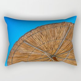 Beach Sun Rectangular Pillow