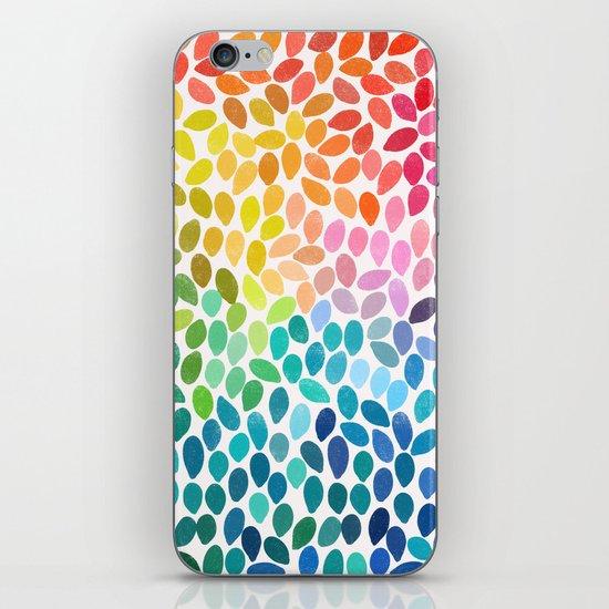 rain 11 iPhone & iPod Skin