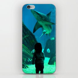 Underwater II iPhone Skin