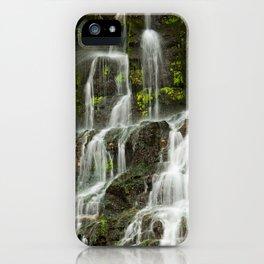 Ho Opi'i Waterfall  iPhone Case