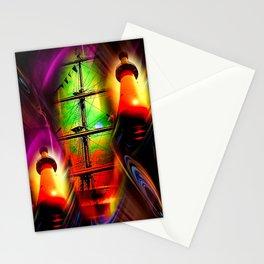Lighthouse romance 2 Stationery Cards