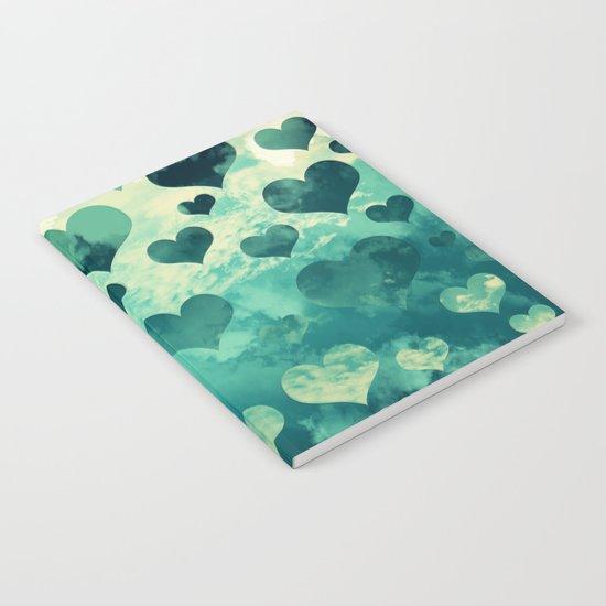 Happy in Love Notebook