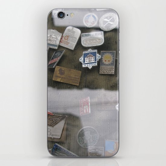 Russian Collection iPhone & iPod Skin