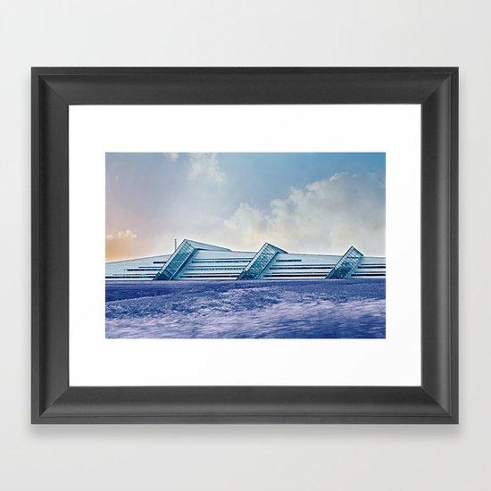 Business Framed Art Print