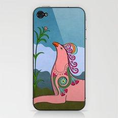 Pink Chimera iPhone & iPod Skin