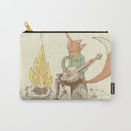 'Folk Tails' Carry-All Pouch