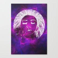 Dream, Space Canvas Print