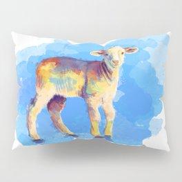 Litte Lamb Pillow Sham