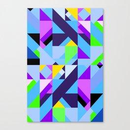 Geometric XIX Canvas Print