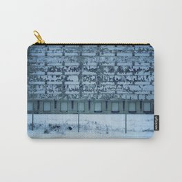 Warehouse Wall, Detroit. Carry-All Pouch