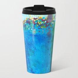 Ocean Sun Travel Mug
