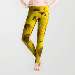 Lots of sunflowers Leggings